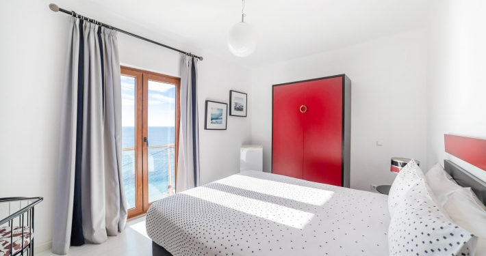 Double Sea View Room Carvoeiro