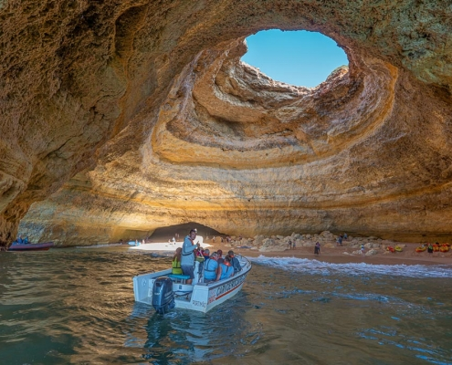 Carvoiero Caves